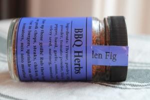 BBQ Herbs