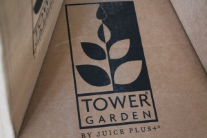Tower Garden boxes