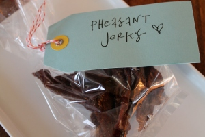 Packaged jerky