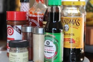 Jerky marinade ingredients